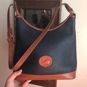 Vintage Dooney and Bourke small hobo